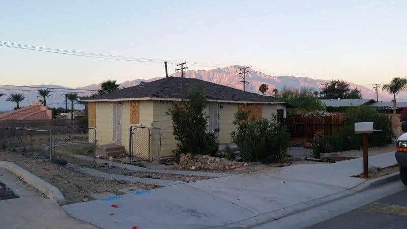 Houses Demolition Sep 2017